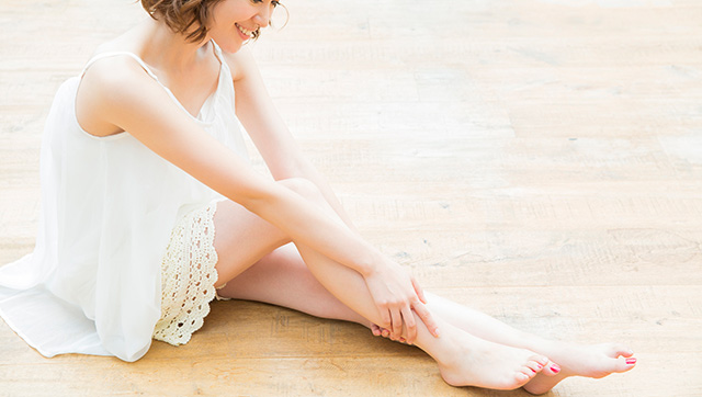 脚 むくみ 輪ゴム 解消 即効 効果